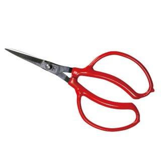 ブドウ鋏 曲 / Grape picking scissors bend type