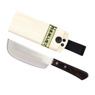 野菜取入庖丁(マグネット付ケース入)/Vegetables crop knife