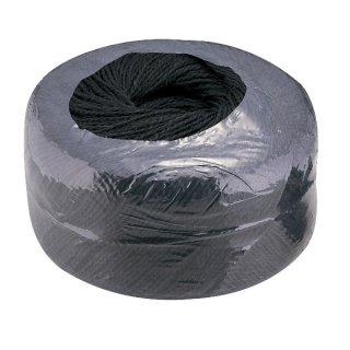 シュロナワ玉巻1000m 黒/Hemp-palm rope 1000m black