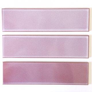 【サンプル請求】焼き物の風合いむらタイル ピンクむらタイル 二丁掛|オリジナルタイル通販のタイルメイド