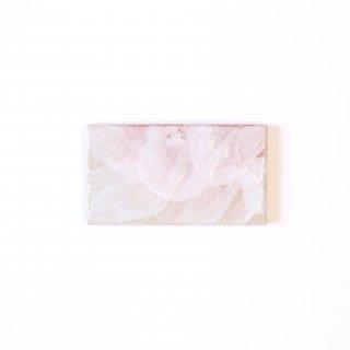 【サンプル請求】エッジが効いた個性派タイル 桜志野・ピンク 小口|オリジナルタイル通販のタイルメイド
