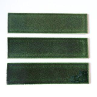 【サンプル請求】エッジが効いた個性派タイル 織部タイル 二丁掛|オリジナルタイル通販のタイルメイド