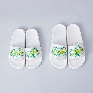 "Original Shower Sandals<br> ""FRESH LEMON"""