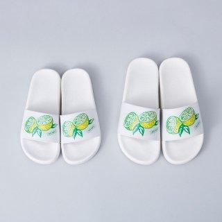 "Original Shower Sandals<br> ""FRESH LEMON"""