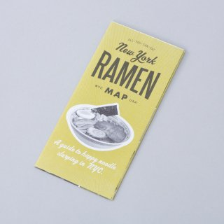 Vol.3 NY Ramen Map