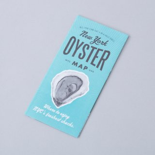 Vol.5 NY Oyster Map