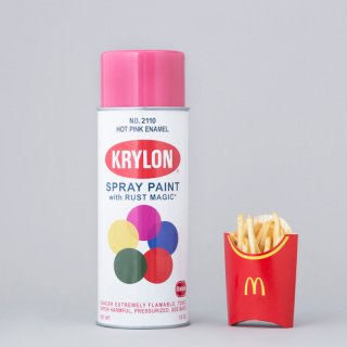 """KRYLON""<br>Spray Can 400%"