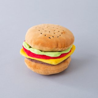 American Classic Burger<br>Dog Toy