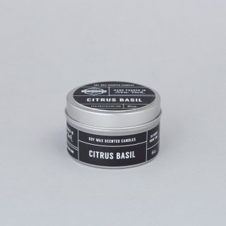 Travel Candle / Citrus Basil