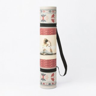 "Yoga Mat ""Persian""<img class='new_mark_img2' src='https://img.shop-pro.jp/img/new/icons29.gif' style='border:none;display:inline;margin:0px;padding:0px;width:auto;' />"