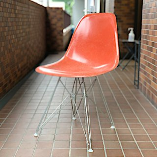 Eames Side Shell / Eiffel Base (DSR)