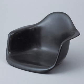Eames Arm Shell / Dark Tone (Black)