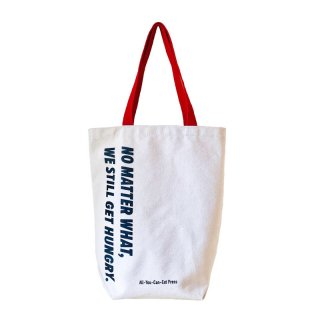 """All-You-Can-Eat Press"" Tote Bag"