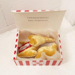 """CROWN"" Fried Chicken 3pc Box"