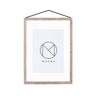 Frame Wood Oak / A4