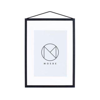 Frame Wood Black / A4