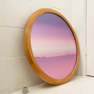 舷窓の鏡(旅客船)
