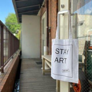 """Original Tote Bag """"STAY ART"""""""