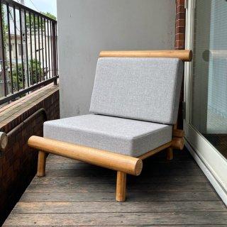 Fireside Low Chair from Hotel La Cachette