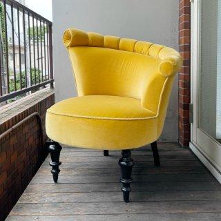 Italian Art Deco Lounge Chair (B)