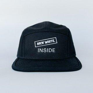 """""""NICK WHITE"""" Original Camper Cap (INSIDE)"""