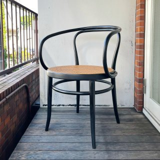 209 Arm Chair (BK-C)