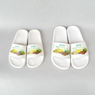 """Original Shower Sandals """"MILK"""""""