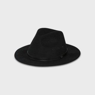 アパレルほか Black Matter Fedora/ BILLY BONES CLUB