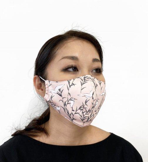 バードデザイン マスク 柄B【送料無料】【画像3】