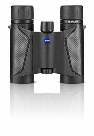 ツァイス Terra ED Pocket 8×25 双眼鏡 ブラック