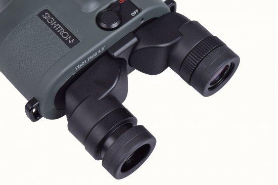 SIGHTRON コンパクト防振双眼鏡 S�BL1021 STABILIZER【画像2】