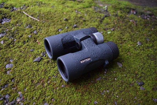 SIGHTRON 完全防水ED双眼鏡 S�1042ED �