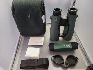 特別販売商品/中古品  【展示品特価】 スワロフスキー EL 10×50SV WB 双眼鏡