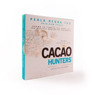 【CACAO HUNTERS】HEIRLOOM PERLA NEGLA 74%