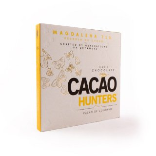 【CACAO HUNTERS】HEIRLOOM MAGDALENA 71%