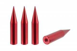 ラグナットキャップ FAT SPIKES SPIKE2 タイプ 径25mm 長さ136mm