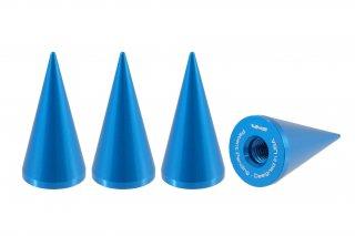ラグナットキャップ FAT SPIKES SPIKE タイプ 径25mm 長さ51mm