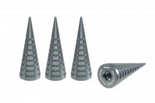 ラグナットキャップ FAT SPIKES SPIKELINES タイプ 径25mm 長さ73mm