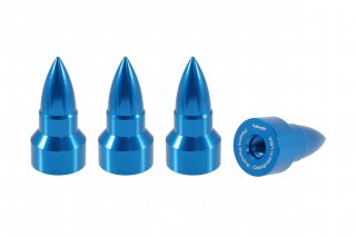 ラグナットキャップ FAT SPIKES BULLET タイプ 径25mm 長さ51mm
