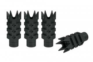 MUZZLE BRAKE SPIKES SERIES2 タイプ 径25mm 長さ73mm