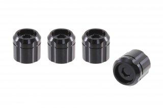 ラグナットキャップ DUAL COLOR CAP タイプ 径20mm 長さ21mm