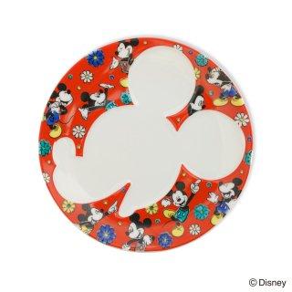 ミッキーマウス/プレート 木米