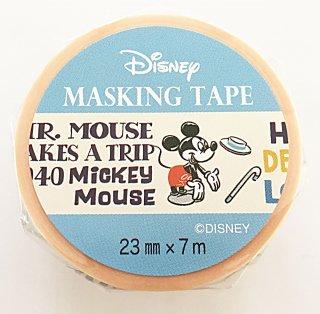 DISNEY ディズニー マスキングテープ ディズニーフレンズ日本製
