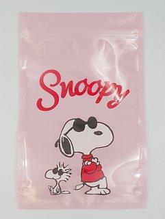 PEANUTS SNOOPY スヌーピー ZIP付でマチもあるギフトバッグ 4個入り Joe Cool