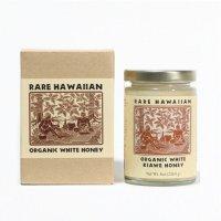 はちみつ ハワイお土産 ホワイトハニー85g ハワイ島に生息するKIAWEから採取したハチミツです。