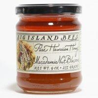 はちみつ マカダミアナッツハニー ハワイ で大人気!マカダミアナッツの花から採取された トロ〜リと濃厚、コクのある純粋生ハチミツ