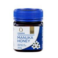 マヌカハニー 「コサナマヌカハニー」MGO400-250g 3本 「癒しの木」マヌカハチミツはほかのハチミツには無い独特の香りとコクそして群を抜いて多いMGO(食物メチルグリオキサール)が魅力