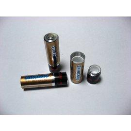 単三乾電池型ピルケース