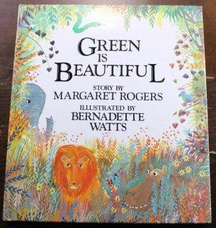 Green Is Beautiful Bernadette Watts(バーナデット・ワッツ)