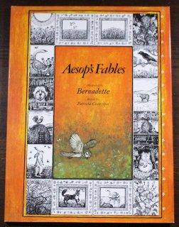 Aesop's Fables Bernadette Watts(バーナデット・ワッツ)
